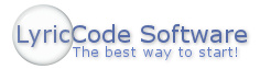 LyricCode Software, home of Engage, the best place to start.